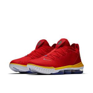 Nike LeBron 16 詹姆斯男士低幫籃球鞋 CK2172-600