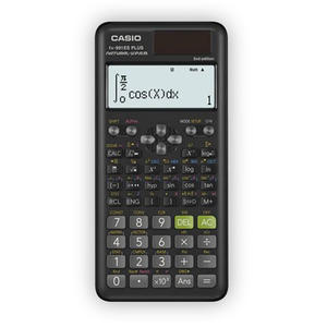 CASIO 卡西歐 FX-991ES PLUS-2 科學型標準計算機 工程用