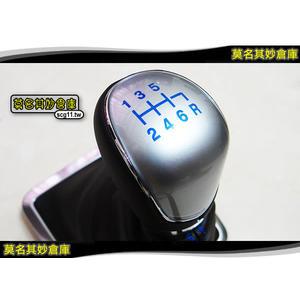 莫名其妙倉庫【2P160 RS手排排檔頭】原廠 六速 可改 RS500 藍線 精品含皮 Focus MK2 MK2.5