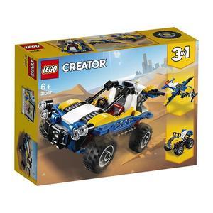 樂高積木LEGO 3合1創作系列 31087 沙灘車