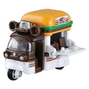 TOMICA DREAM 7-11 限定 米奇 餐車 漢堡車 多美小汽車 DS88276