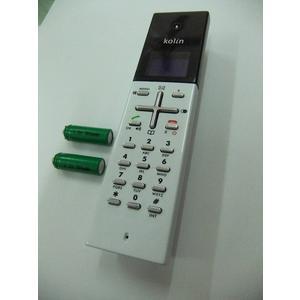 全館免運費【電池天地】歌林DECT數位無線電話電池【KTP-701DL】2/3AAA 1.2V  兩顆