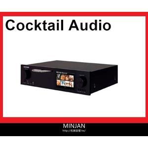 【台北視聽音響‧名展影音/台北館】(限時加贈2T硬碟) Cocktail Audio X40串流播放機系列
