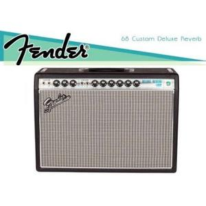 【小麥老師 樂器館】Fender 68 Custom Deluxe Reverb 電吉他 真空管 音箱