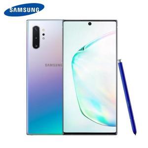 全新未拆保固一年Samsung Galaxy Note10+ 8G/256G星環銀 6.8吋(SM-N975U)店面現貨