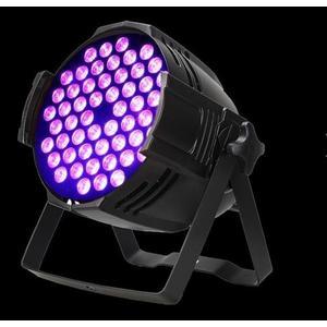 舞檯燈光 54顆足3W帕燈LED三合一全彩帕燈cob演出婚慶染色面光燈