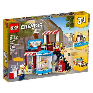 樂高積木LEGO 3合1創作系列 31077 甜點驚喜屋