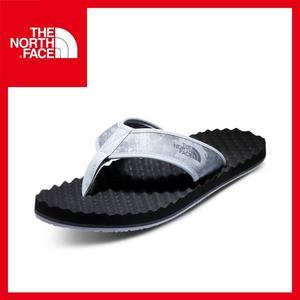 【The North Face 男 人字夾腳拖鞋《灰白/幽靈灰》】ABPE/夾腳拖鞋/人字拖/沙灘鞋
