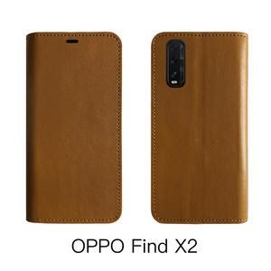 毆珀find x2翻蓋手機殼 oppo find x2 Pro手機套真皮商務 OPPO Find X2保護套 毆珀Find X2 Pro保護殼