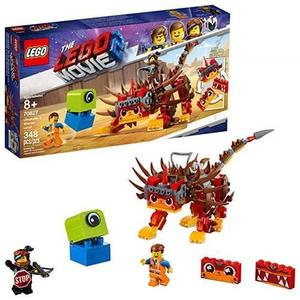 LEGO 樂高  70827 Ultrakatty & Warrior Lucy!