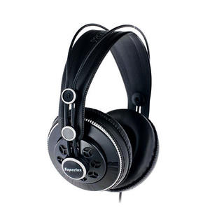 Superlux 舒伯樂 HD681F 黑白色 專業 監聽級 耳罩式耳機