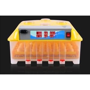 孵蛋器 孵化機全自動小型家用型迷妳孵化器小雞蛋孵化箱雞鴨鵝孵蛋器 MKS免運