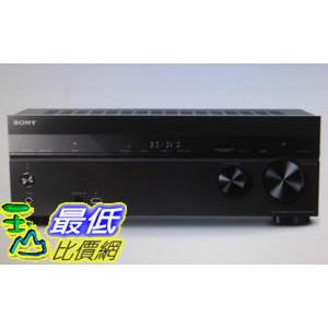 [COSCO代購 如果售完謹致歉意]  W118271 SONY 7.2聲道環繞擴大機 STR-DH770