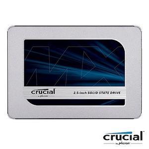 美光Micron Crucial MX500 500GB SATAⅢ 固態硬碟