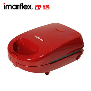 【伊瑪imarflex】3合1鬆餅 三明治 甜甜圈機 IW-733