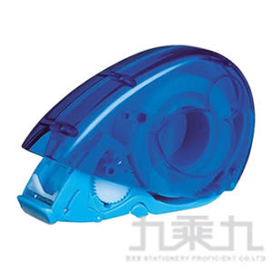 HARIMOUSE 單手自動切割膠帶台 藍色
