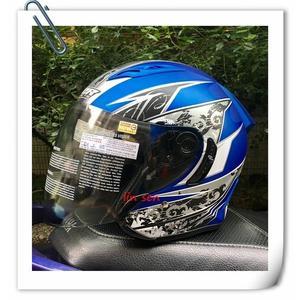 M2R安全帽,J5,#6消光藍銀