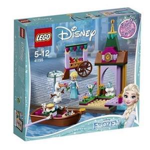 LEGO 樂高 Disney Princess Elsa s Market Adventure 41155 (125 Piece)