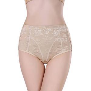 妙芭莎提臀內褲女翹臀褲中腰收腹透氣加墊豐臀部自然服帖假屁股