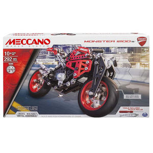 《 Meccano 》Ducati重型檔車組╭★ JOYBUS玩具百貨