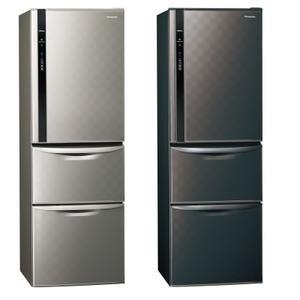 ↘Panasonic國際牌【 NR-C389HV -K / S】 385公升 三門 變頻 電冰箱