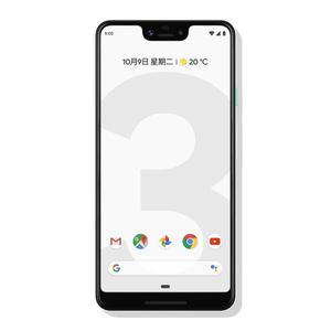 全新未拆封Google Pixel 3 XL 128G G013C超班相機 內附谷歌原廠耳機 全頻率LTE 保固一年