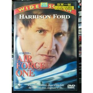 影音專賣店-P03-126-正版DVD-電影【空軍一號】-經典片 哈里遜福特 蓋瑞歐德曼 葛倫克羅絲 溫蒂克