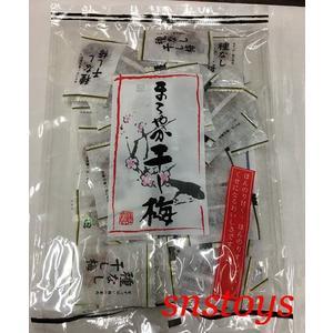 sns 古早味 進口食品 干梅 溫泉梅干 梅干 無子梅干 160±10公克 產地 日本