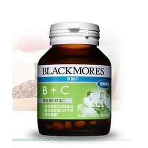 澳佳寶 維生素B+C (60粒/瓶)/BLACKMORES 大樹
