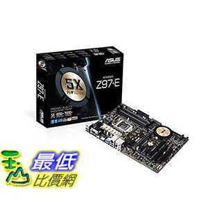 [105美國直購] 主機板 ASUS ATX DDR3 3000 LGA 1150 Motherboards Z97-E B00OUSVCL4