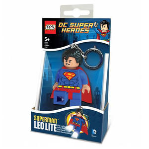 樂高LEGO DC英雄系列 超人 LED燈 鑰匙圈 TOYeGO 玩具e哥