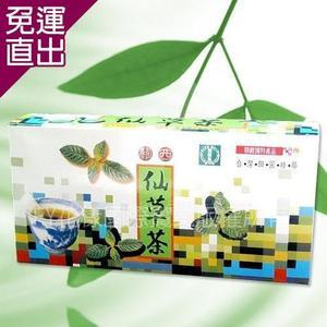 關西農會 仙草茶包(90包 / 盒) x2盒【免運直出】