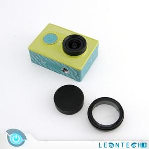 小蟻運動相機配件 UV鏡 小蟻相機保護鏡 鏡頭保護蓋套裝