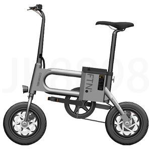 CWT2折疊式電動腳踏車/自行車/保固一年/350W無刷電機/備有試乘車可試騎