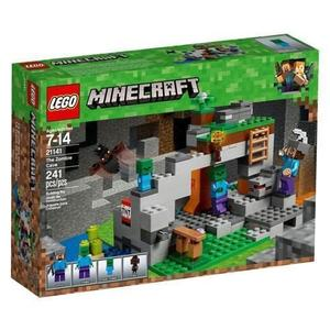 LEGO 樂高 Minecraft the Zombie Cave 21141 (241 Piece)