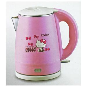 【卡漫城】 Hello Kitty 快煮壺 ㊣版 凱蒂貓 不鏽鋼 加熱 水壺 歌林 Kolin 廚房 小家庭 學生 必備