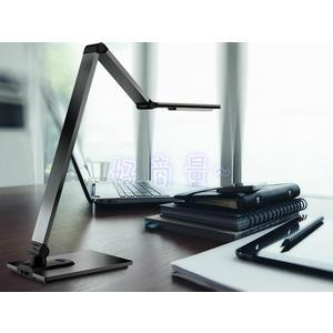 好商量~ Panasonic 國際牌 HH-LT061709 M系列 四軸旋轉 觸控式調光調色 9W LED 檯燈(深灰色)