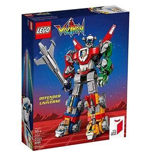 LEGO Voltron 百獸王 五獅合體 21311