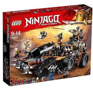 LEGO 樂高 2018 NEW NINJAGO Dieselnaut 70654