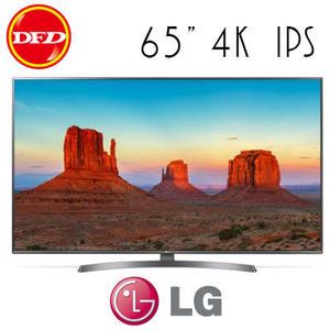 (新品) LG 樂金 65UK6540 液晶電視 廣角 4K IPS 智慧連網 2018 全新上市 公司貨 零利率