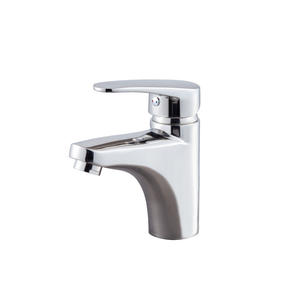【麗室衛浴】國產精緻304白鐵 不鏽鋼 霧面盆龍頭 RB1126-1(全配304反爾.軟管)