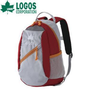 丹大戶外用品 日本【LOGOS】88250131 8L 紅 兒童背包 側背包/斜背包/腰包/休閒包/置物包