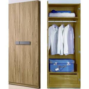衣櫃 衣櫥 TV-86-5 佛羅倫斯2.5尺單吊衣櫥【大眾家居舘】