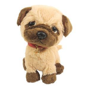 日本PUPS可愛玩偶 伯格犬 仿真小狗絨毛娃娃毛絨玩具狗禮物狗雜貨生日禮物紀念日小孩聖誕節送禮