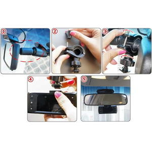後視鏡行車記錄器車架後照鏡行車紀錄器支架: 視連科 vicovation ds1 ds2 tf1 tf2 plus tf2+ sf2 wf1