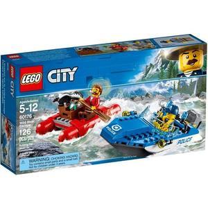 樂高LEGO CITY 急流大逃亡 60176 TOYeGO 玩具e哥