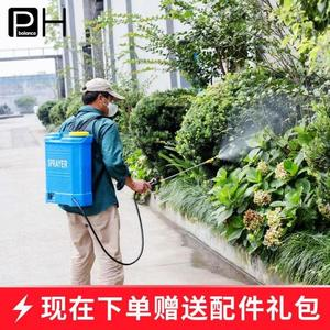 噴霧器 衡豐噴霧器手動加厚農用打藥機噴藥桶手壓式打農藥高壓消毒機T 免運直出