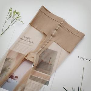 絲襪0d絲襪超薄隱形全透明腳尖透明 夏天肉色玻璃絲襪女士款薄如蟬翼