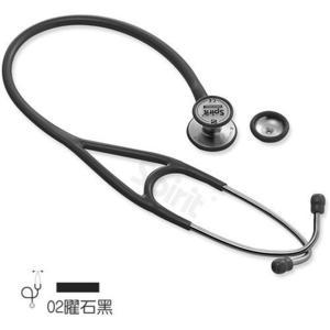 精國醫療器材/spirit/心臟科雙面可換式聽診器/曜石黑/CK-SS747PF-02