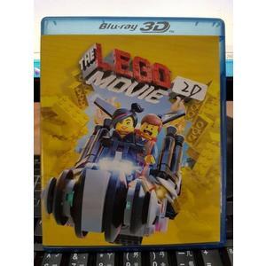 影音專賣店-Y00-154-正版BD【樂高玩電影 2D單碟】-藍光動畫 LEGO